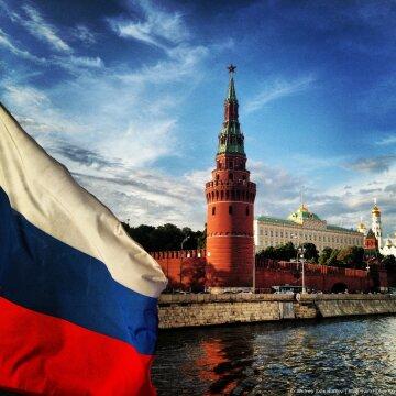 Москва, триколор, флаг