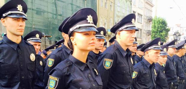 патрульная полиция львов
