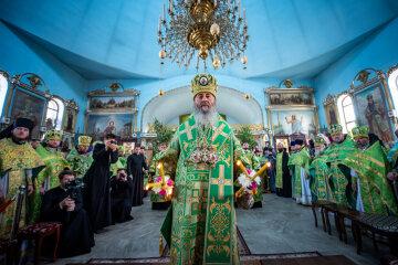 На Кіровоградщині за участі предстоятеля УПЦ відбулася канонізація священномучеників