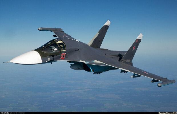 военный самолет рф