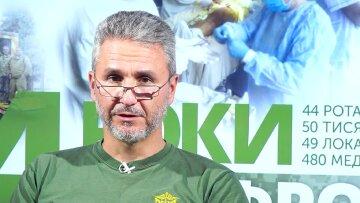 Друзенко розповів, як медикам-добровольцям не давали статус УБД
