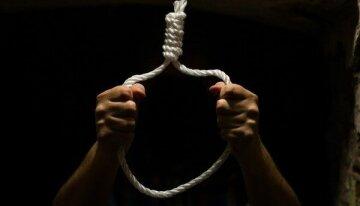 петля, самоубийство