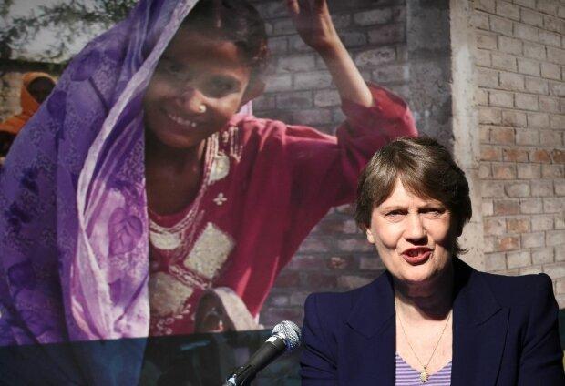 экс-премьер-министр Новой Зеландии, руководитель программы развития ООН Хелен Кларк
