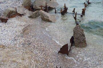 Загроза нависла над відпочиваючими на пляжі під Одесою, влада бездіє: фото