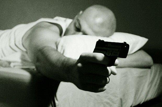 Оружие спит