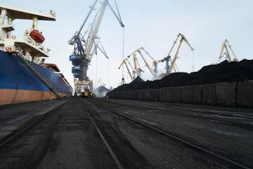 вугілля, роттердам+
