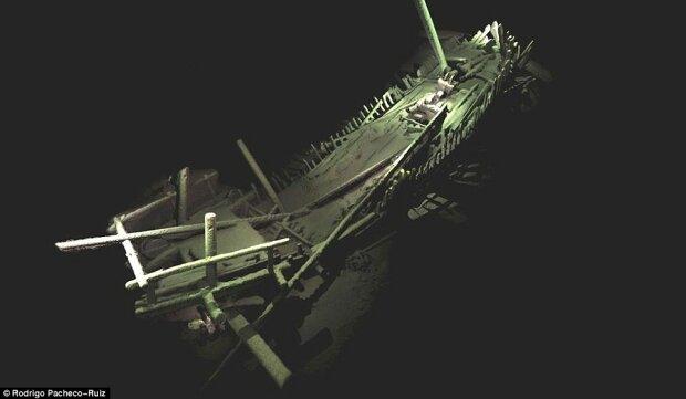 В Черном море нашли древние корабли в идеальном состоянии (фото)