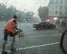 Харьков, дождь