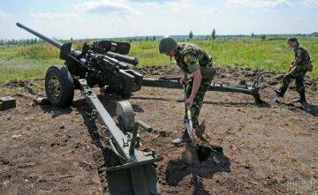 артиллерия, пушка