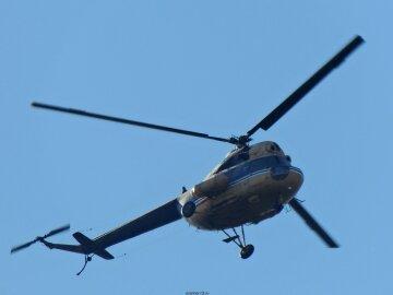 Вертолет Ми-2_1