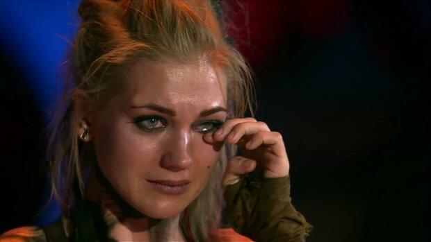 """Кристина Асмус плачет после постельной сцены: """"Забудьте, что я жена Гарика"""", видео"""