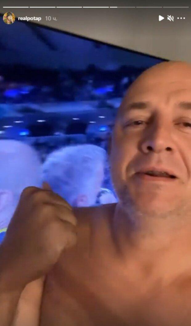 """Потап расплакался от переизбытка эмоций и тронул своим признанием фаворитку Олега Винника: """"Спасибо..."""""""