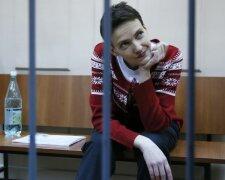 савченко тюрьма и голодовка