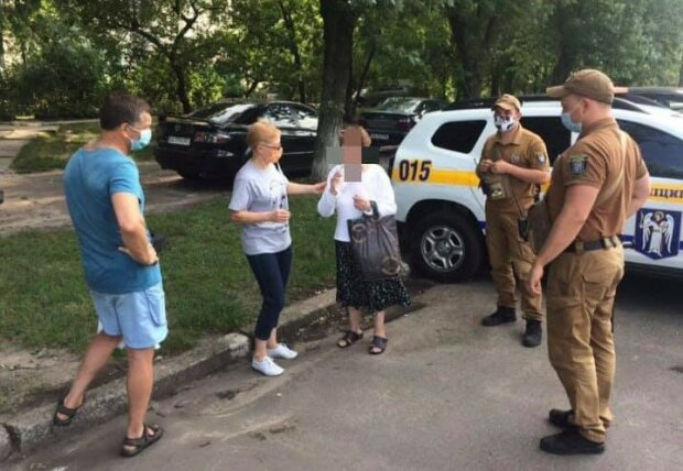 """""""Потеряла память"""": в киевском лесу заблудилась старушка"""