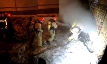 """В Киеве огонь охватил тюрьму, первые подробности: """"Много подземных ходов..."""""""
