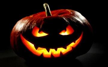 тыква, хэллоуин