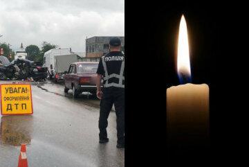 Український футболіст розбився в ДТП з вантажівкою, йому був всього 31 рік: кадри з місця трагедії