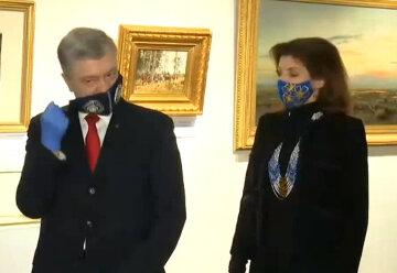 """""""Нервничал"""": Порошенко снял маску и ошеломил украинцев новой внешностью"""