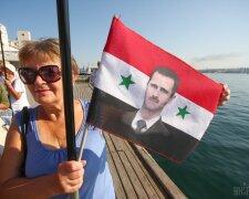 УНИАН Сирия Асад Россия