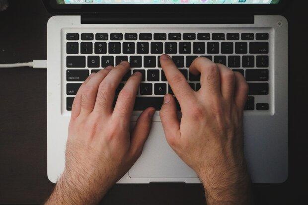 компьютер, хакер, пользовател