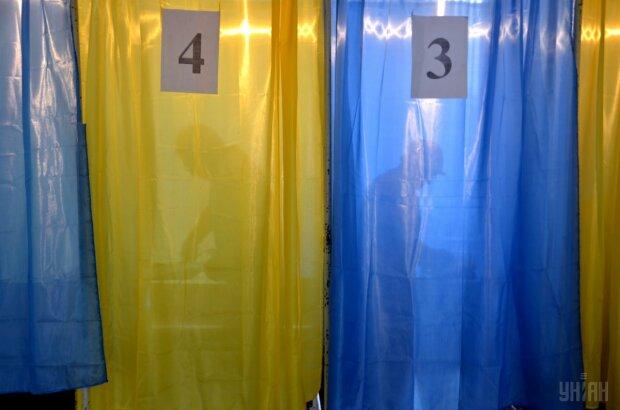 выборы голосование