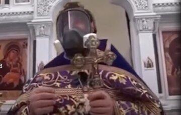 """В России священников приодели для борьбы с китайским вирусом: """"Святая инквизиция"""""""