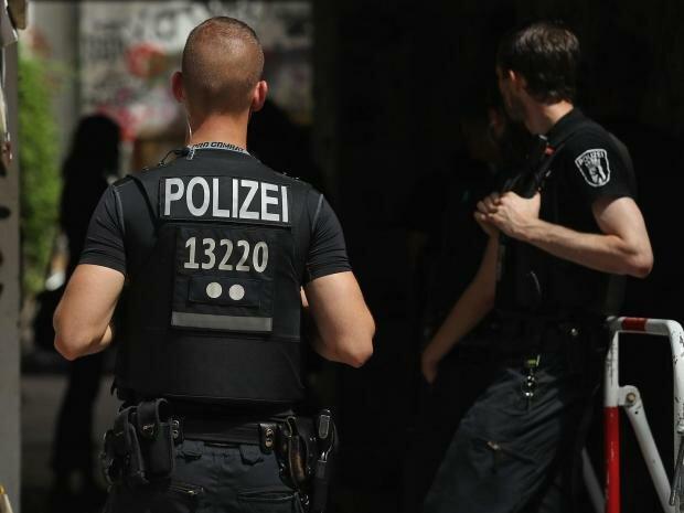 Первые кадры и подробности атаки на немецкий колледж (фото)