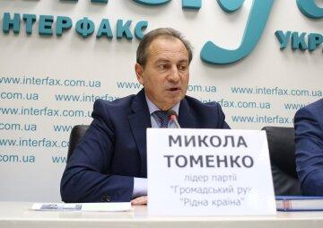 Николай Томенко объяснил, как ущемляют права украинцев: «Страна без зимних видов спорта»