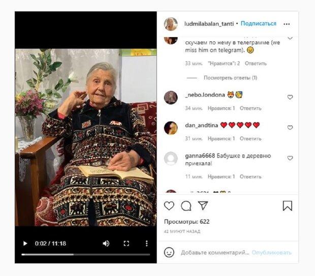 """Бабушка Дана Балана удивила молодой внешностью не по возрасту, видео: """"Молодец, просо красотка!"""""""