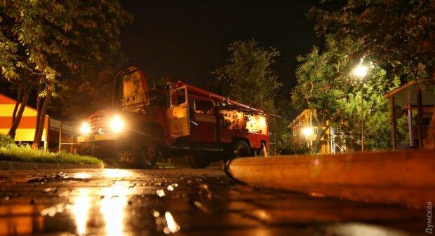 Трагедия в Одессе: что осталось от лагеря после пожара (фото)