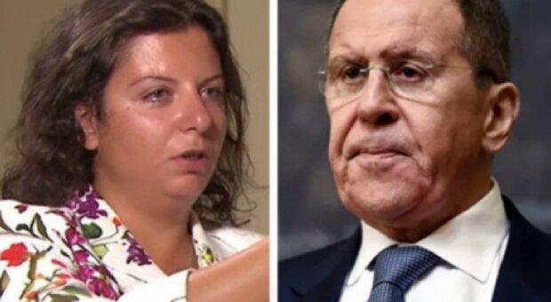 """""""Наведем порядок в открытую"""": Симоньян призвала Лаврова ввести войска в Украину и получила ответ"""