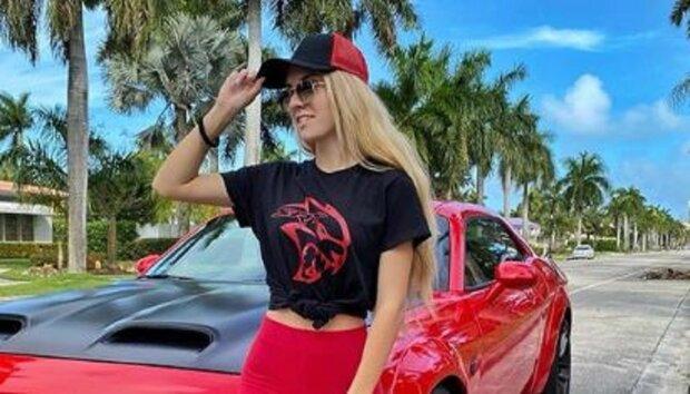 """Українська тенісистка Ангеліна Дімова сяяла красою без одягу: """"Зірка Playboy"""""""