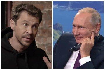 """Дерев'янко розповів, чому Путін використовує ботокс: """"На нього всі дивляться"""""""