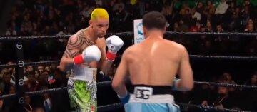Український боксер вкусив суперника на ринзі, відео облетіло мережу: «він сказав «Майк Тайсон»
