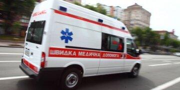 Киевский маршрутчик протащил зажатую в двери пассажирку