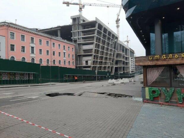 Как выглядит Ocean Plaza внутри после потопа (фоторепортаж)