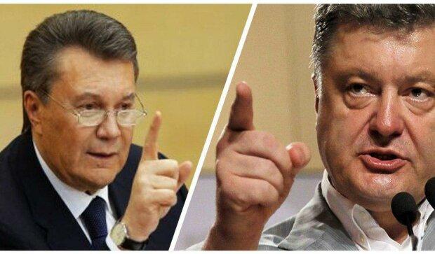 Порошенко или Янукович — тест на красноречие