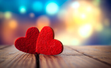 любовь, сердце