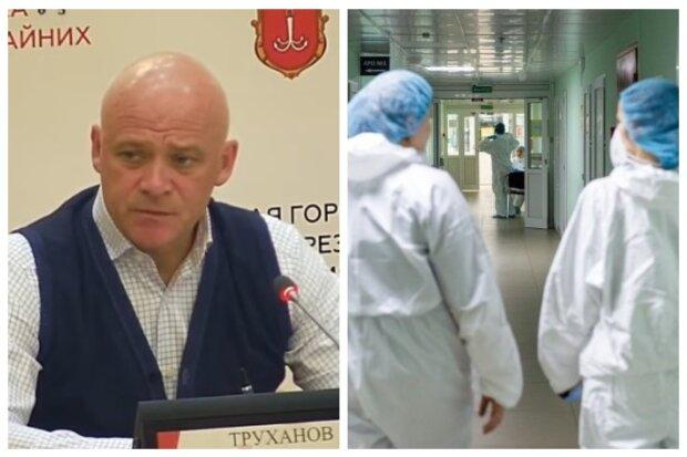 """Труханов відшукав нове джерело зараження вірусом в Одесі: """"передають по черзі """""""