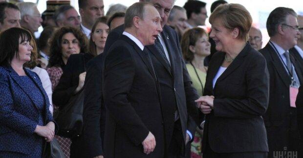 меркель путин германия фрг россия рф