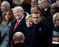 Путин 30 — Париж, все смеются над карлом