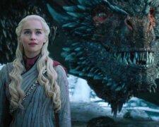 эмилия кларк, мать драконов, игра престолов, дракон, дайнерис