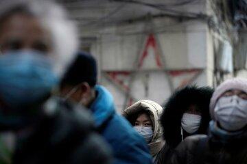 коронавирус, Китай, вирус