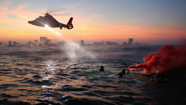 спасатели, береговая охрана