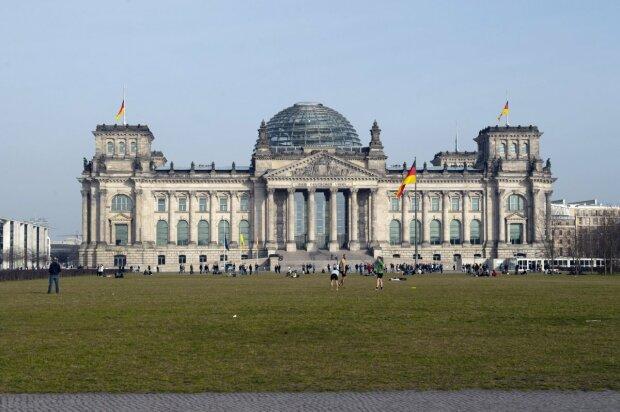 Германия бундестаг