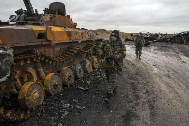 боевики, наемники, Донбасс, Дебальцево