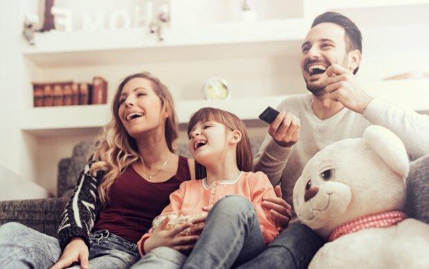 батьки, дитина, родина
