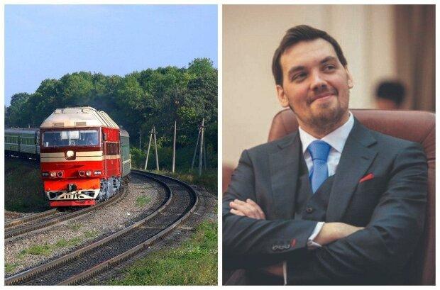 Україна втратила контроль над залізницею, Гончарук нарешті зізнався: «Віддав на 10 років»