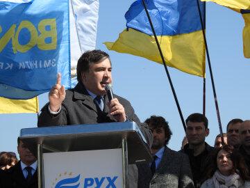 Саакашвили Рух Новых Сил