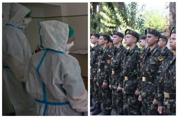 Очаг вируса нашли в военном заведении Одессы: что известно о курсантах